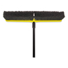 Rubbermaid Commercial Rubbermaid® Commercial Tampico-Bristle Medium Floor Sweep RCP 9B10BLACT