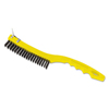 Rubbermaid Commercial Long Handle Wire Brush with Scraper RCP 9B44GRA