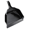 brooms and dusters: Rubbermaid® Commercial Extra Large Dust Pan