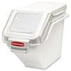 Rubbermaid Commercial ProSave® Shelf-Storage Ingredient Bin RCP 9G57 WHI