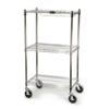 Rubbermaid Commercial ProSave® Shelf Ingredient Bin Cart RCP 9G59
