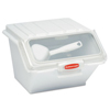 Rubbermaid Commercial ProSave™ Shelf-Storage Ingredient Bin RCP 9G60WHI
