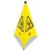 Rubbermaid Commercial Rubbermaid® Commercial Multilingual Pop-Up Safety Cone RCP 9S0100YL