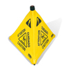 Rubbermaid Commercial Multilingual Pop-Up Safety Cone RCP 9S01 YEL