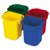 rubbermaid 30 gallon bucket: Five-Quart Disinfecting Utility Pail