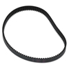 Rubbermaid Commercial Power Height Upright Vacuum Cleaner Replacement Timing Belt RCP 9VPHBE12