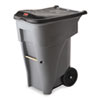 Rubbermaid Commercial Rubbermaid® Commercial Brute® Roll-Out Heavy-Duty Container RCP 9W21GY