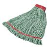 Rubbermaid Commercial Rubbermaid® Commercial Web Foot® Shrinkless® Wet Mop RCPA25306GR00