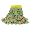 Rubbermaid Commercial Rubbermaid® Commercial Swinger Loop® Wet Mop Heads RCP C151GRE