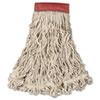 Rubbermaid Commercial Rubbermaid® Commercial Swinger Loop® Wet Mop Heads RCP C153WHI
