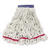 Rubbermaid Commercial Rubbermaid® Commercial Swinger Loop® Wet Mop Heads RCP C154WHI