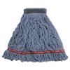 Rubbermaid Commercial Rubbermaid® Commercial Swinger Loop® Shrinkless Mop Heads RCP C212BLU