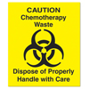 Rubbermaid Commercial Medical Decal RCP CD-1