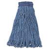 Clean and Green: Universal Headband Blue Blend Mop Heads