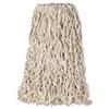 Rubbermaid Commercial Rubbermaid® Commercial Non-Launderable Premium Cut-End Cotton Wet Mop Heads RCP F11812
