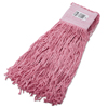 Rubbermaid Commercial Rubbermaid® Commercial Specialty Synthetic Blend Mop Heads RCP F13700PINK