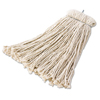 Rubbermaid Commercial Premium Bolt-On Cut-End Cotton Mop RCP F167