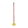 Rubbermaid Commercial Invader® Side Gate Mop Handle RCP H146 RED