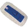 Rubbermaid Commercial Kut-A-Way® Dust Mop Head RCP K15312BLUDZ