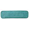 Rubbermaid Commercial HYGEN™ Microfiber Dust Pads RCP Q412 GRE