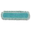 Rubbermaid Commercial Rubbermaid® Commercial HYGEN™ HYGEN™ Microfiber Fringed Dust Mop Pad RCP Q42600GR00