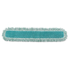 Rubbermaid Commercial HYGEN™ Dry Dusting Mop Heads RCP Q438