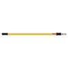 """Mop Handles Quick Change Handles: Rubbermaid® Commercial HYGEN™ 48-96"""" Quick-Connect Extension Pole"""