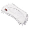 Rubbermaid Commercial HYGEN™ MF Flexi Frame Mop Cover RCP Q861 WHI