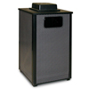 waste receptacle and can liners: Dimension Line® Ash/Trash Container