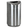 Rubbermaid Commercial Designer Line™ Eclipse™ Waste Receptacle RCP R2030SSPL