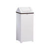 Clean and Green: WasteMaster Hinged-Top Waste Receptacle