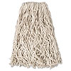 Clean and Green: Non-Launderable Economy Cut-End Cotton Wet Mop Heads