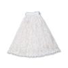 Rubbermaid Commercial Non-Launderable Economy Cut-End Cotton Wet Mop Heads RCP V119