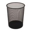 Rubbermaid Commercial Rubbermaid® Commercial Steel Mesh Wastebasket RCP WMB20BK