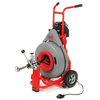 Plumbing Equipment: Ridgid - Model K-7500 Drain Cleaners