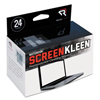 Read Right Read Right® Notebook ScreenKleen™ Wipes REARR1217