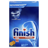 cleaning chemicals, brushes, hand wipers, sponges, squeegees: FINISH®-Powder 75oz - Orange Fresh Scent