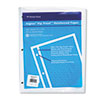 filler paper: National® Brand Rip Proof™ Reinforced Filler Paper