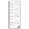 Rediform Rediform® Money and Rent Unnumbered Receipt Book RED 23L119