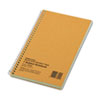 National Brand National® Brand Single-Subject Wirebound Notebooks RED 33002