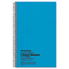 school notebooks and business notebooks: National® Brand Three-Subject Wirebound Notebooks