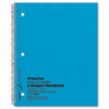 National Brand National® Brand Three-Subject Wirebound Notebooks RED 33386