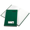 National Brand National® Brand Emerald Series Account Book RED 56131