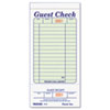 Forms Recordkeeping Systems Sales Invoice Forms: Rediform® Guest Check Book
