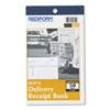 Rediform Rediform® Delivery Receipt Book RED6L614