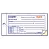 Rediform Rediform® Small Money Receipt Book RED8L820