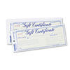Rediform Rediform® Gift Certificates with Envelopes RED 98002