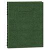 Rediform Blueline® NotePro® Ecologix Executive Notebook RED A10200EGRN