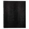 Blueline NotePro Undated Daily Planner, 11 x 8-1/2, Black REDA30C81