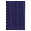 Rediform Blueline® Poly Notebook RED B4082